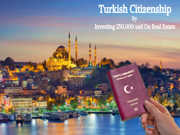 Turkish citizenship for investors